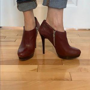 MICHAEL Michael Kors Platform Ankle Booties